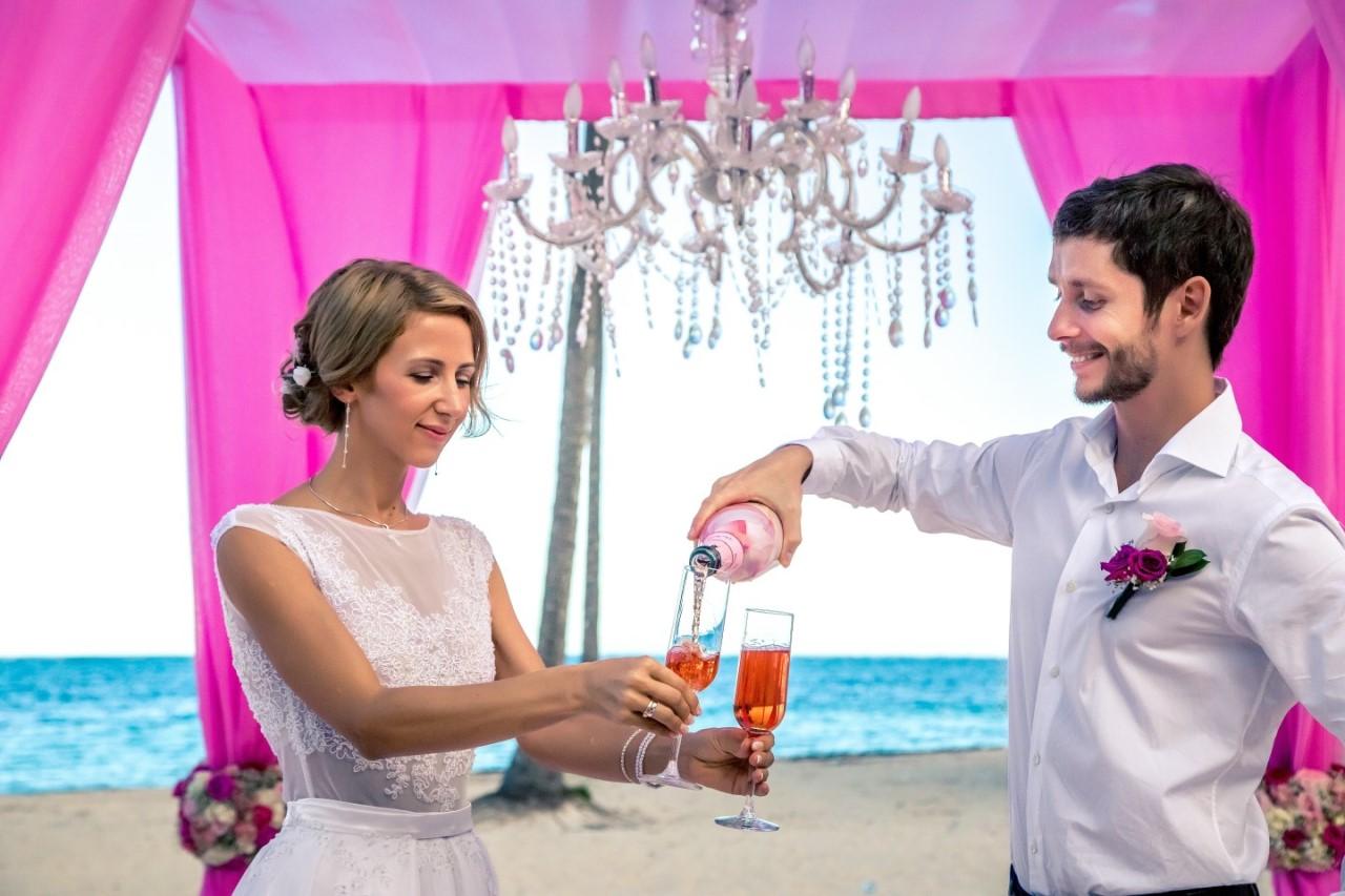 Frank sinatra style wedding