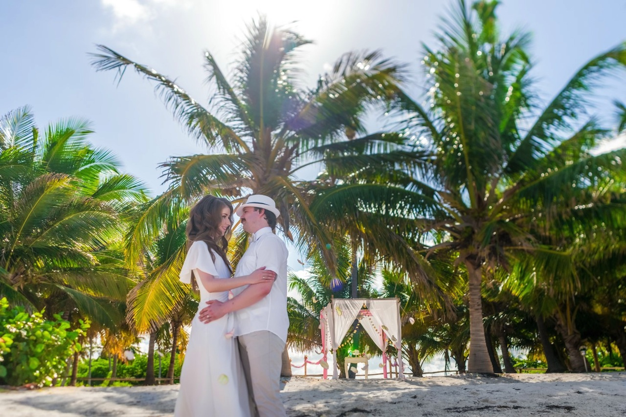 wedding in dominican republic 16